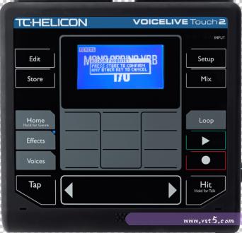 [独家制作]TC-Helicon VoiceLive touch2人声效果器学习笔记/操作使用教程-VST5-娱乐音频资源分享平台