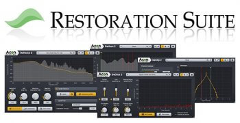 Acon Digital Restoration Suite 2 v2.0.9 Incl Keygen-R2R插图