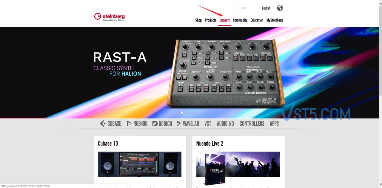 YAMAHA声卡驱动下载方法 详细图文操作步骤-VST5-娱乐音频资源分享平台