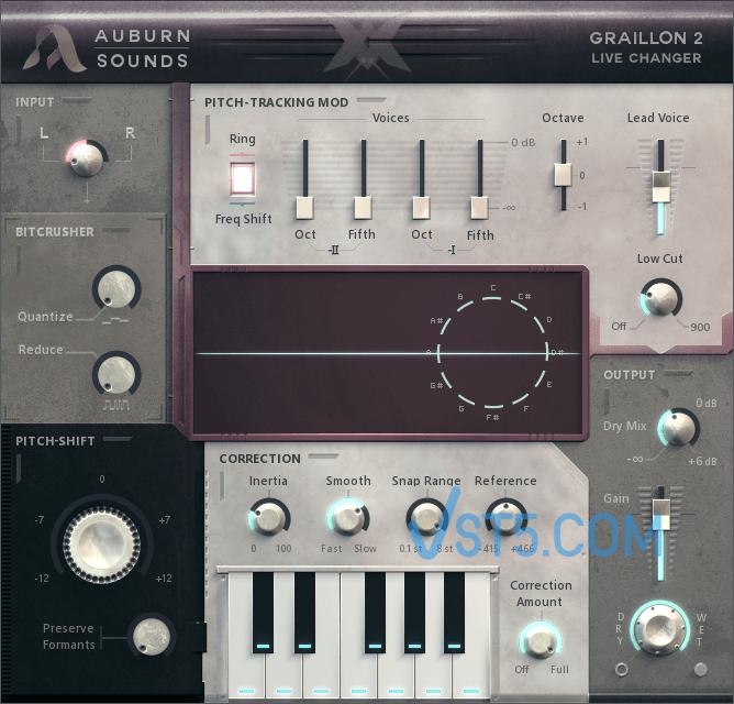 Auburn Sounds Graillon FULL v2.1 WiN-OSX插图