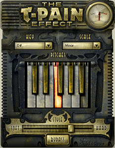 iZotope The T-Pain Effects Bundle STANDALONE DX VST RTAS v1.02 x86/x64土豪金电音插件插图