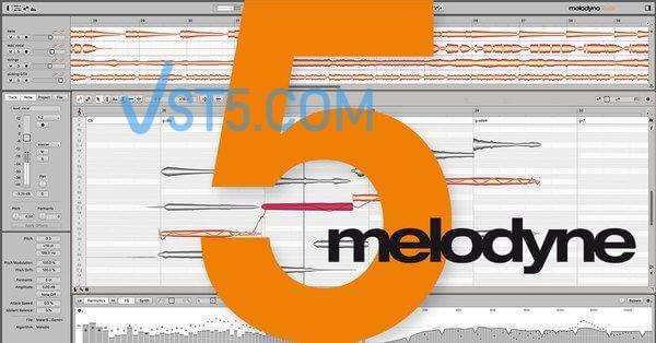 Celemony Melodyne 5 Studio v5.0.2.003-RET插图