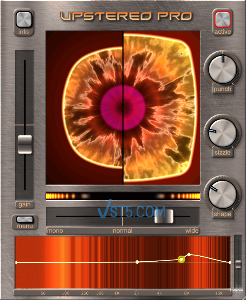 QuikQuak UpStereo Pro v3.0.2 Incl Keygen(WIN)-R2R 立体声增强专业版插图