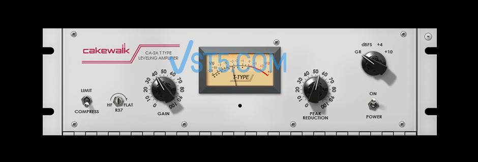 Cakewalk CA-2A Leveling Amplifier v2.0.1.112 Incl Keygen-R2R插图