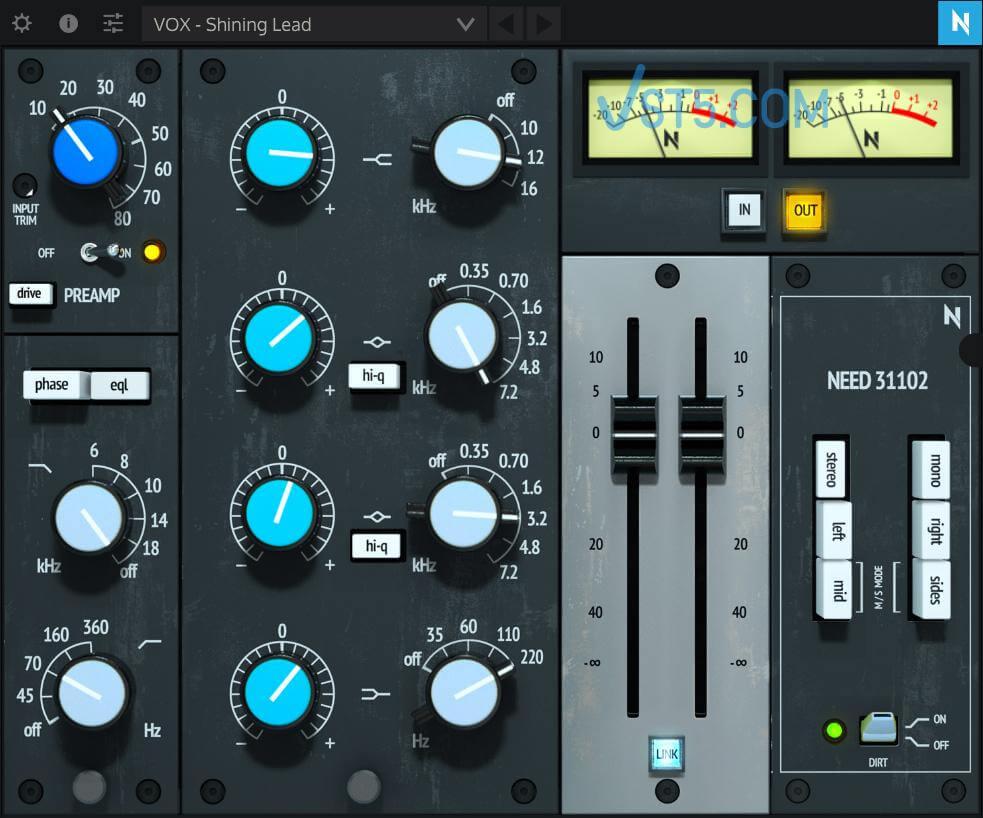 NoiseAsh Need 31102 Console EQ v1.2.6 InclKeygen (WiN and OSX)-R2R插图