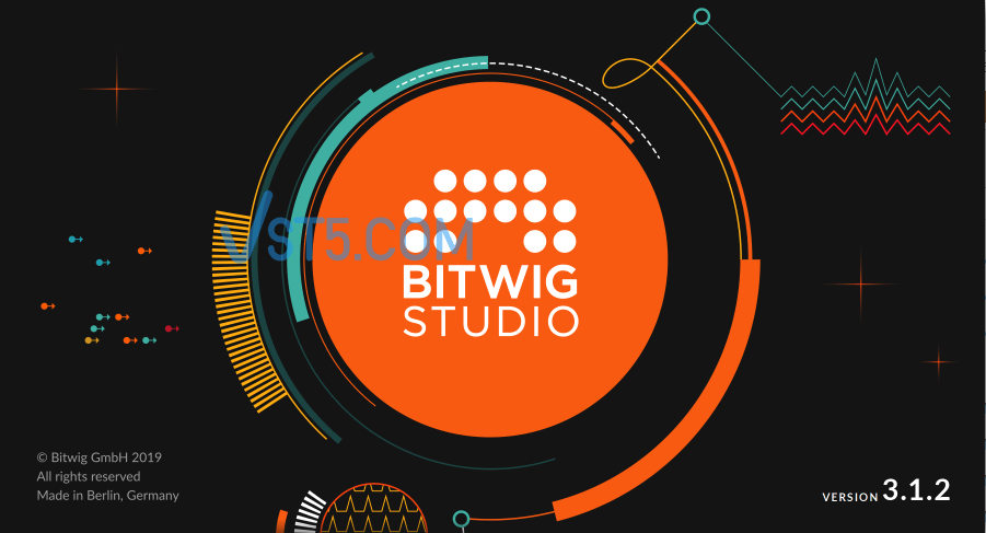 Bitwig Studio v3.1.2 x64 [Win-Linux] Fixed [13.2.2020]插图