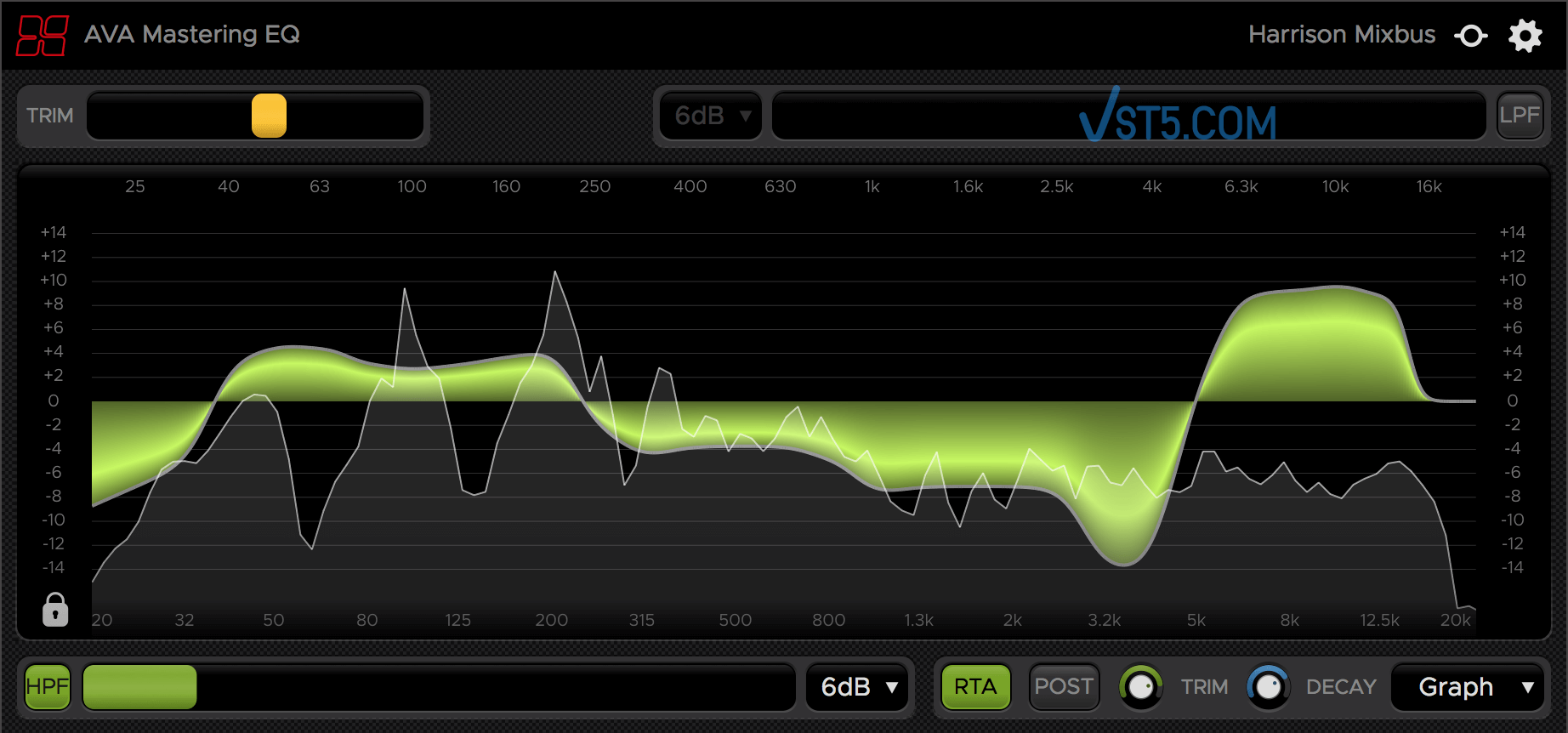 Harrison AVA Mastering EQ v2.0.1 Incl Patched and Keygen-R2R插图