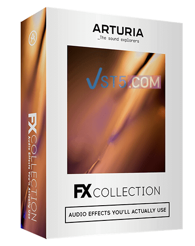 Arturia 5×3 FX Collection 2020.2 CSE-V.R插图