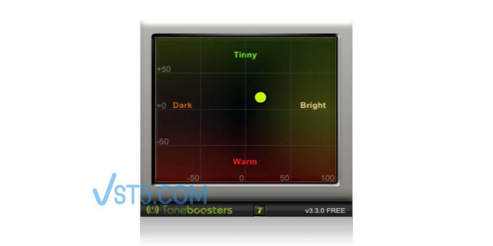 ToneBoosters EZQ v3 智能人声润色插件插图
