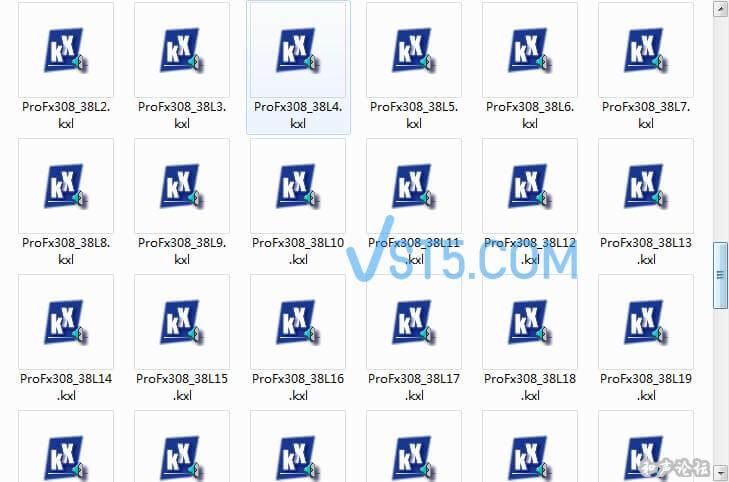 79个KX驱动MX调音台皮肤 带图片展示插图(2)