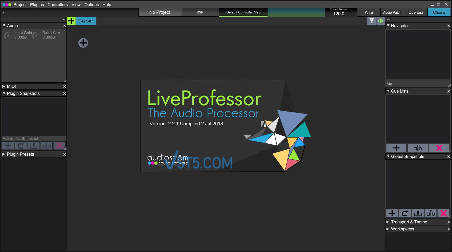 LiveProfessor 2 V2.2.1绿色免安装版 含32/64位 解压后可直接使用插图