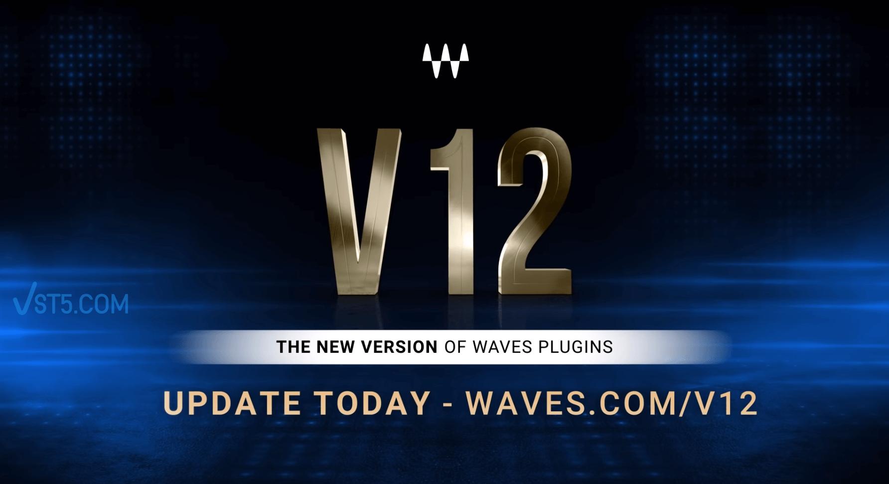 Waves V12完整提取版 一键安装插图