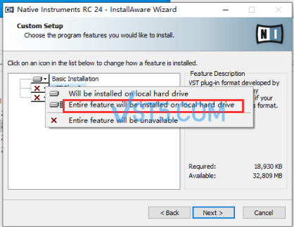 Native Instruments RC 24-精致经典混响-v1.3.1-R2R插图1