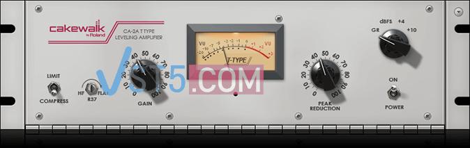 Cakewalk.CA-2A.Leveling.Amplifier.v2.0.WIN.OSX-AiR 光电压缩插图