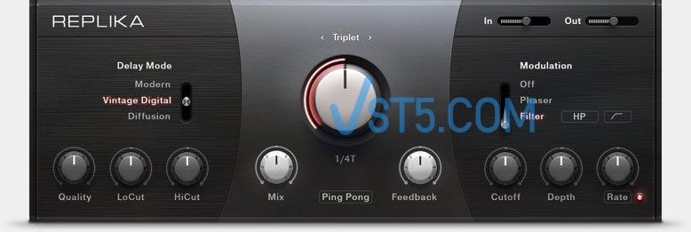 Native Instruments Replika v1.4.0 Incl Patched and Keygen-R2R 多算法延迟插图