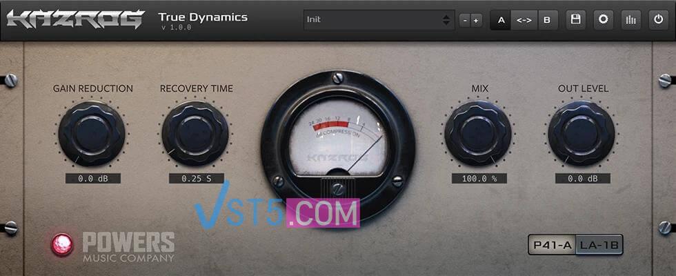 Kazrog True Dynamics v. 1.0.4 – Win  老式管式压缩机插图