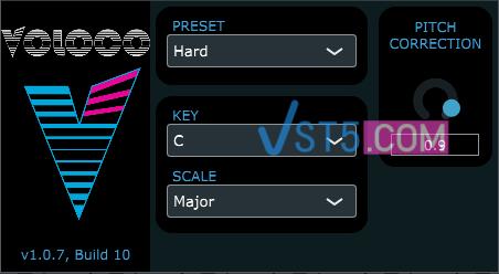Resonant Cavity Voloco v1.0.7 x64[FREE] 免费的电音插件插图